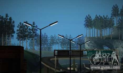 ENB Series by phpa v5 for GTA San Andreas eighth screenshot