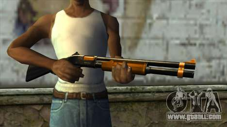 Nitro Shotgun for GTA San Andreas third screenshot