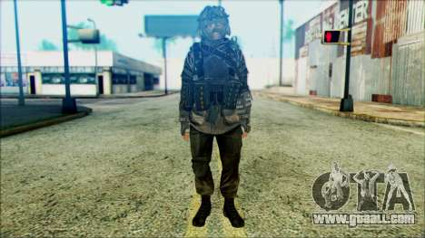 Soldiers airborne (CoD: MW2) v4 for GTA San Andreas