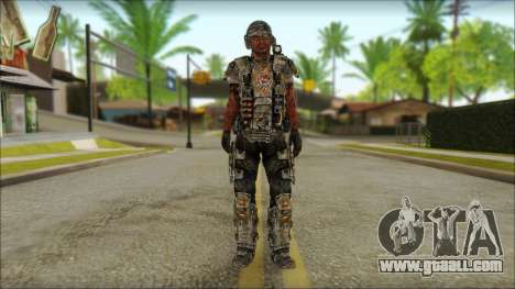 The next Chapter (Aliens vs. Predator 2010) v1 for GTA San Andreas