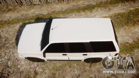 GTA V Albany Cavalcade for GTA 4 right view