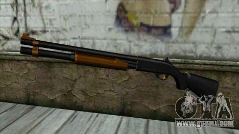 Nitro Shotgun for GTA San Andreas
