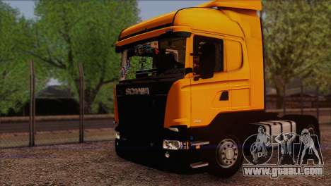 Scania R500 Streamline for GTA San Andreas