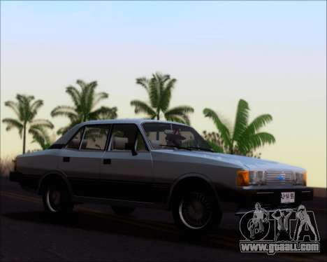 Chevrolet Opala Diplomata 1987 for GTA San Andreas left view