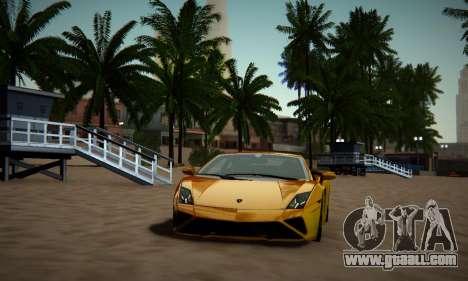 ENB Series by phpa v5 for GTA San Andreas second screenshot