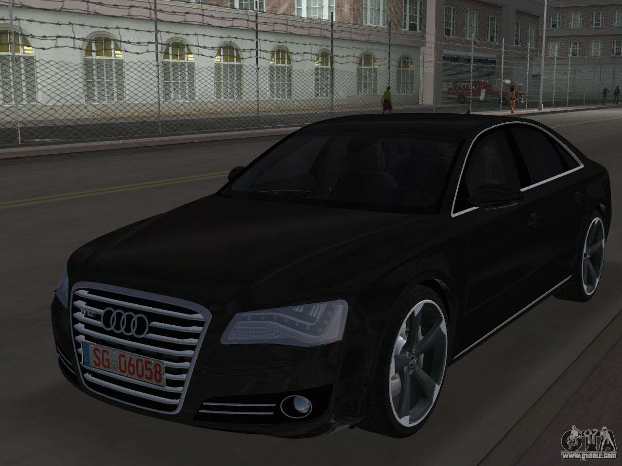 audi a8 2010 w12 rim6 for gta vice city. Black Bedroom Furniture Sets. Home Design Ideas