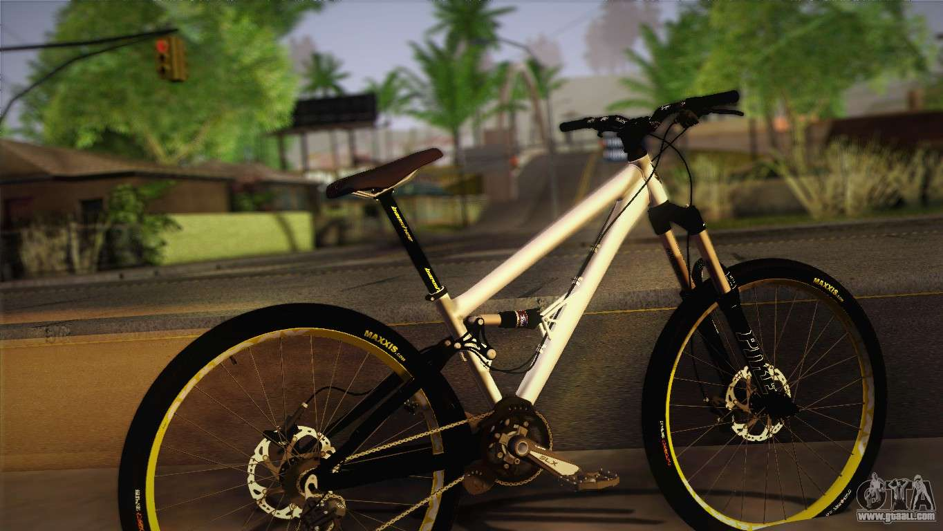 Banshee Rampant Bike For Gta San Andreas