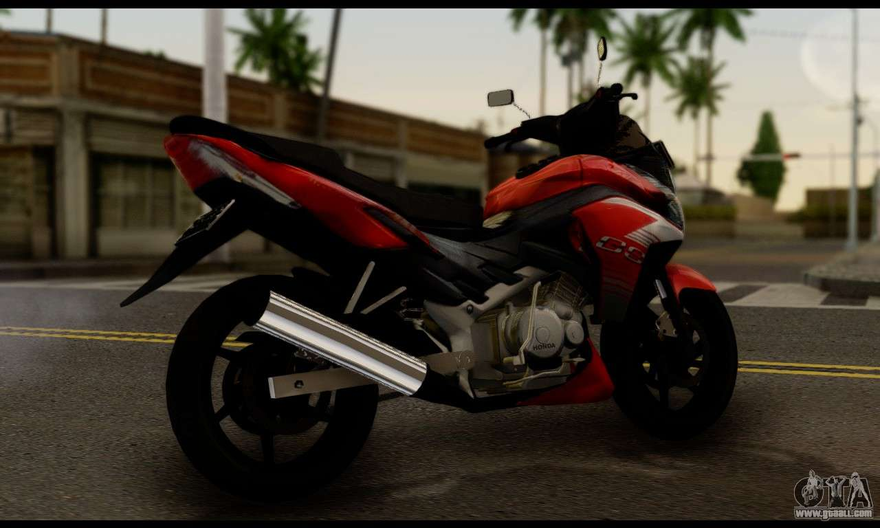 Honda CS1 for GTA San Andreas