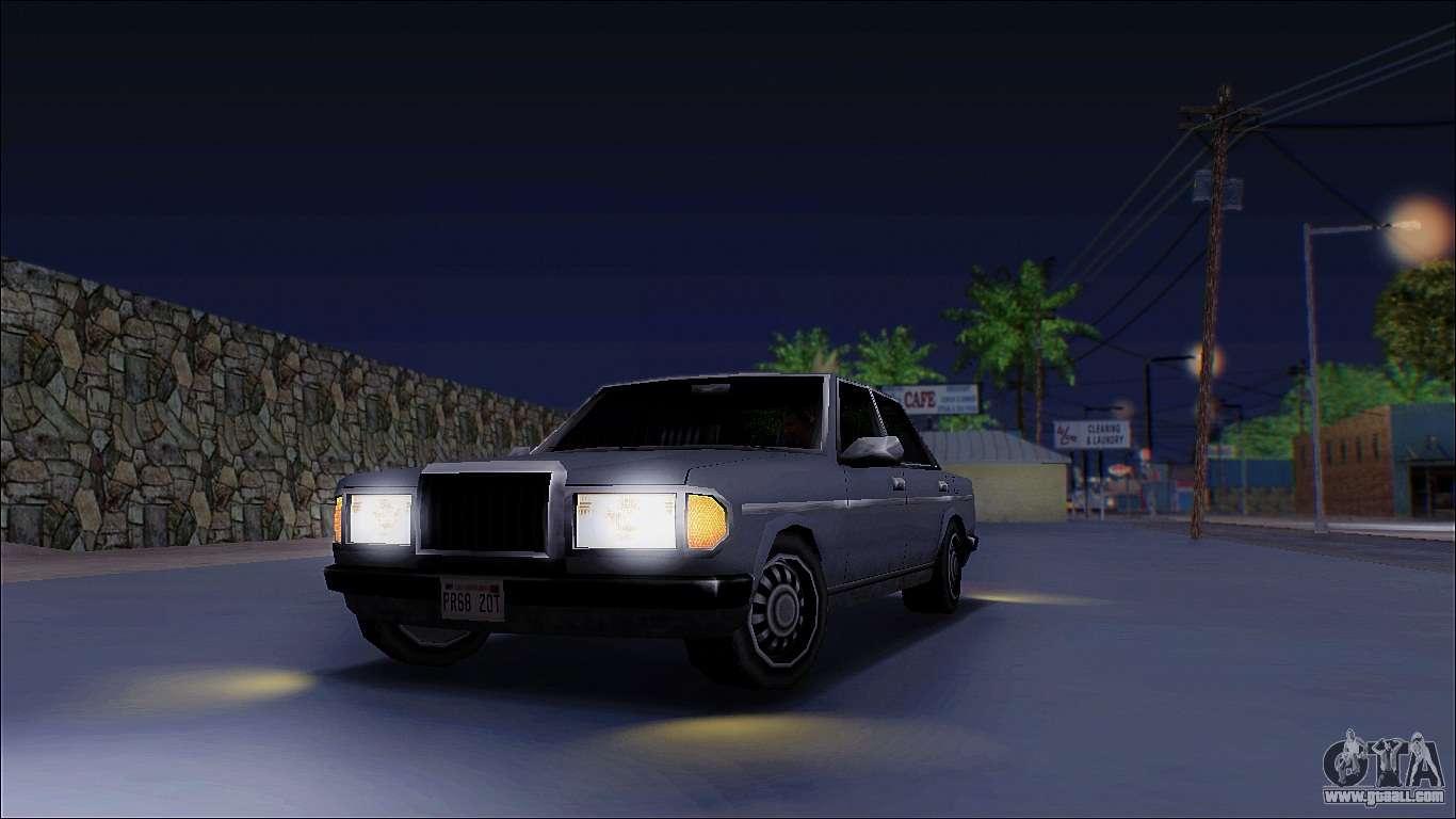 Admiral IVF 2.0.2 for GTA San Andreas