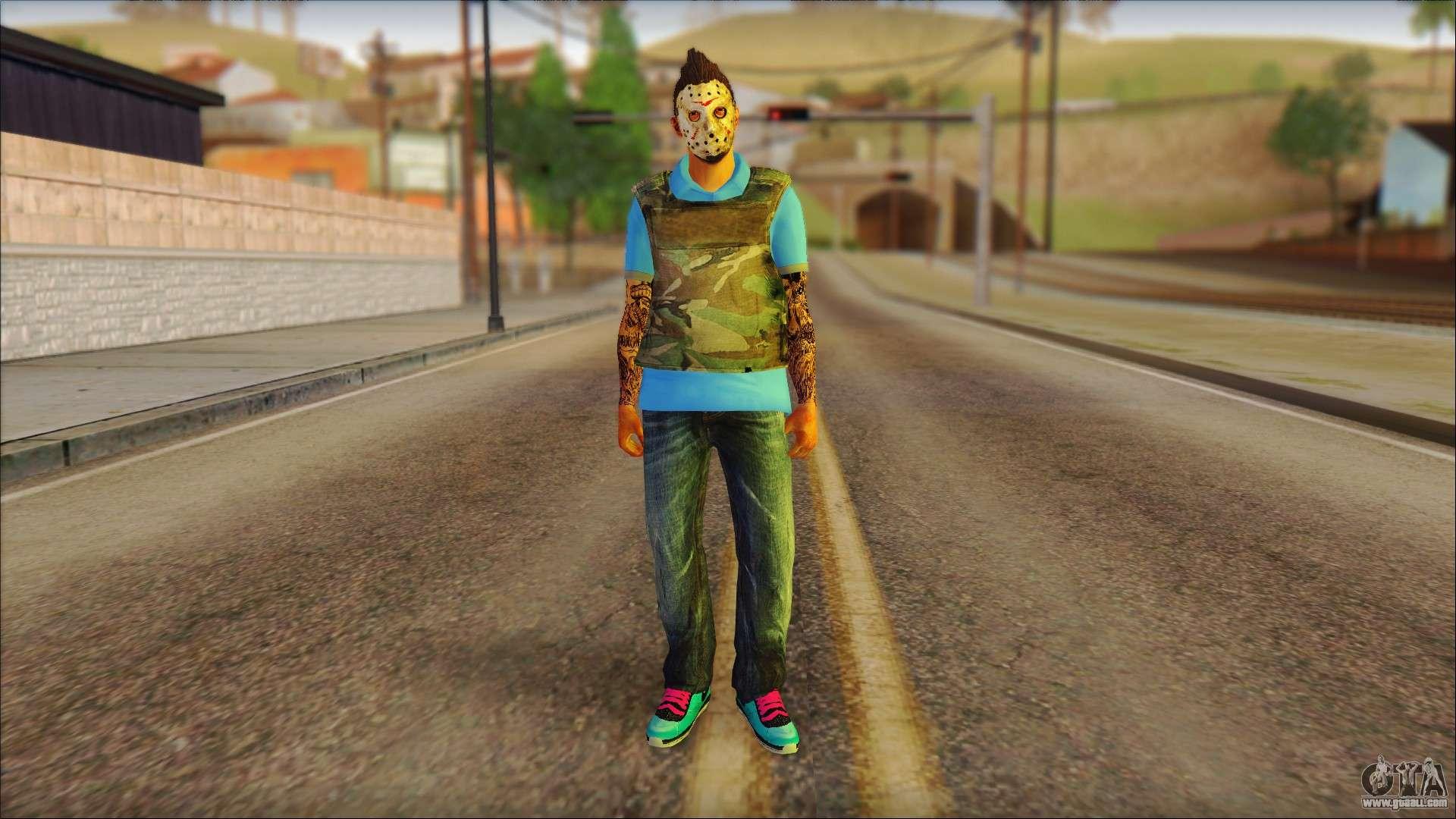 Max Payne 3 Mods