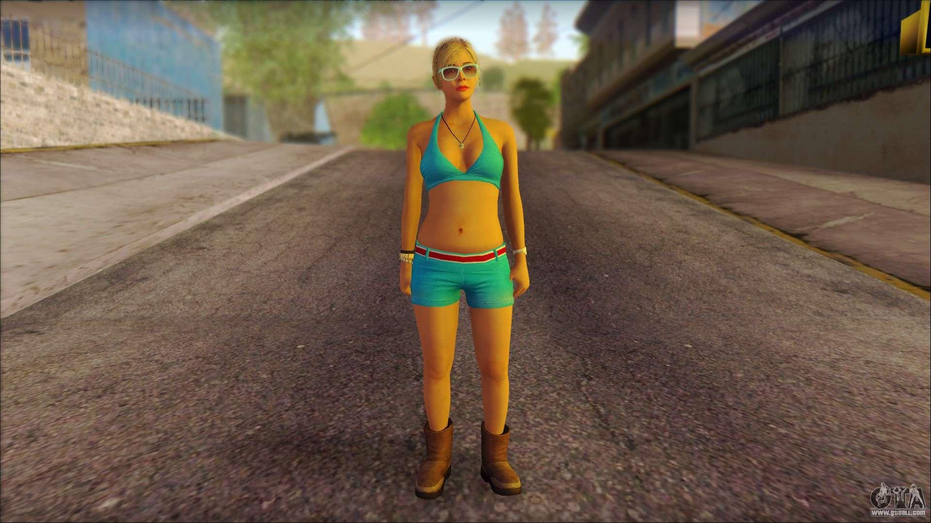 Tracey De Santa - GTA 5 Wiki - Neoseeker