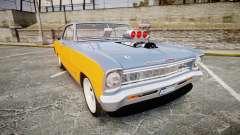 Chevrolet II Nova SS 1966 Custom [EPM] PJ1
