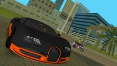 Bugatti Veyron Super Sport for GTA Vice City
