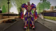 Optimus Prime for GTA San Andreas