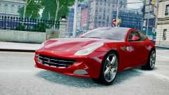 Ferrari FF coupe for GTA 4