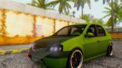 Dacia Logan MOR for GTA San Andreas