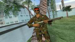 Camo Skin 02 for GTA Vice City