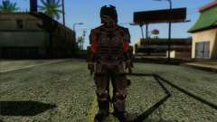 John Carver from Dead Space 3 for GTA San Andreas