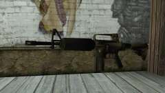 TheCrazyGamer M16A2 for GTA San Andreas