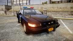Vapid Police Cruiser LSPD Generation [ELS]