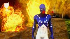 Skin The Amazing Spider Man 2 - Suit Cosmic for GTA San Andreas