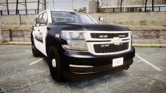 Chevrolet Tahoe 2015 Liberty Police [ELS] for GTA 4