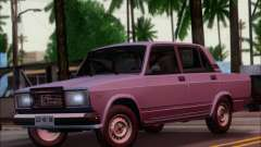 LADA 2107 for GTA San Andreas