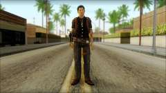 Wei Shen From Sleeping Dogs for GTA San Andreas