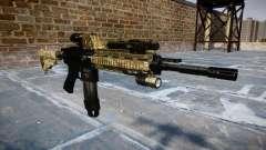 Automatic rifle Colt M4A1 devgru