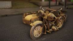 BMW R75 Desert from Forgotten Hope 2 for GTA San Andreas