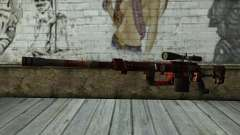 Sniper Rifle from PointBlank v3 for GTA San Andreas