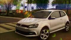 Volkswagen Polo GTi 2011 for GTA San Andreas