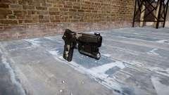 Gun Kimber 1911 Ghosts for GTA 4