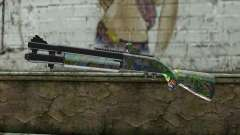 Graffiti Shotgun for GTA San Andreas
