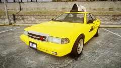 GTA V Vapid Taxi LCC for GTA 4