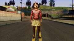 Klementine from Walking Dead