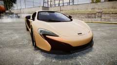 McLaren 650S Spider 2014 [EPM] Pirelli v2 for GTA 4