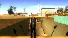 Punk v2 for GTA San Andreas