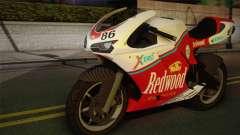 Bati RR 801 Redwood