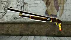 Dash Shotgun for GTA San Andreas