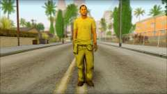 GTA 5 Soldier v2 for GTA San Andreas