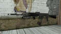 AK-101 with secure our (Battlefield 2)