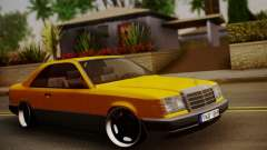 Mercedes-Benz C124 for GTA San Andreas
