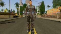 Айсмен (X-Men The Official Game) for GTA San Andreas