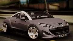 Peugeot RCZ for GTA San Andreas