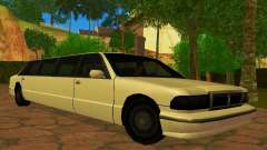 Premier Limousine for GTA San Andreas