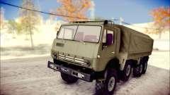 The KamAZ-6350 (APT)