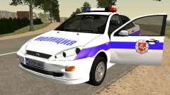 Ford Focus Police Nizhny Novgorod region
