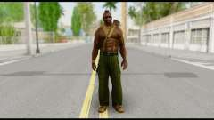 MR T Skin v7 for GTA San Andreas