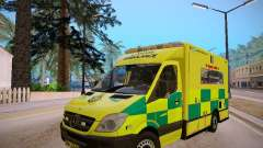 Mercedes-Benz Sprinter London Ambulance
